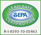 County Door Systems of St. Louis is an EPA Lead-Safe Certified Firm