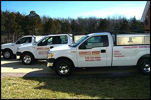 Service U0026 Repair County Door Systems, Garage Door Service U0026 Repair, St.  Louis, ...