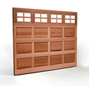 Clopay Garage Doors - Classic Wood Collection